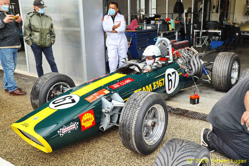 Lotus 49 F1 re-creation - 1967