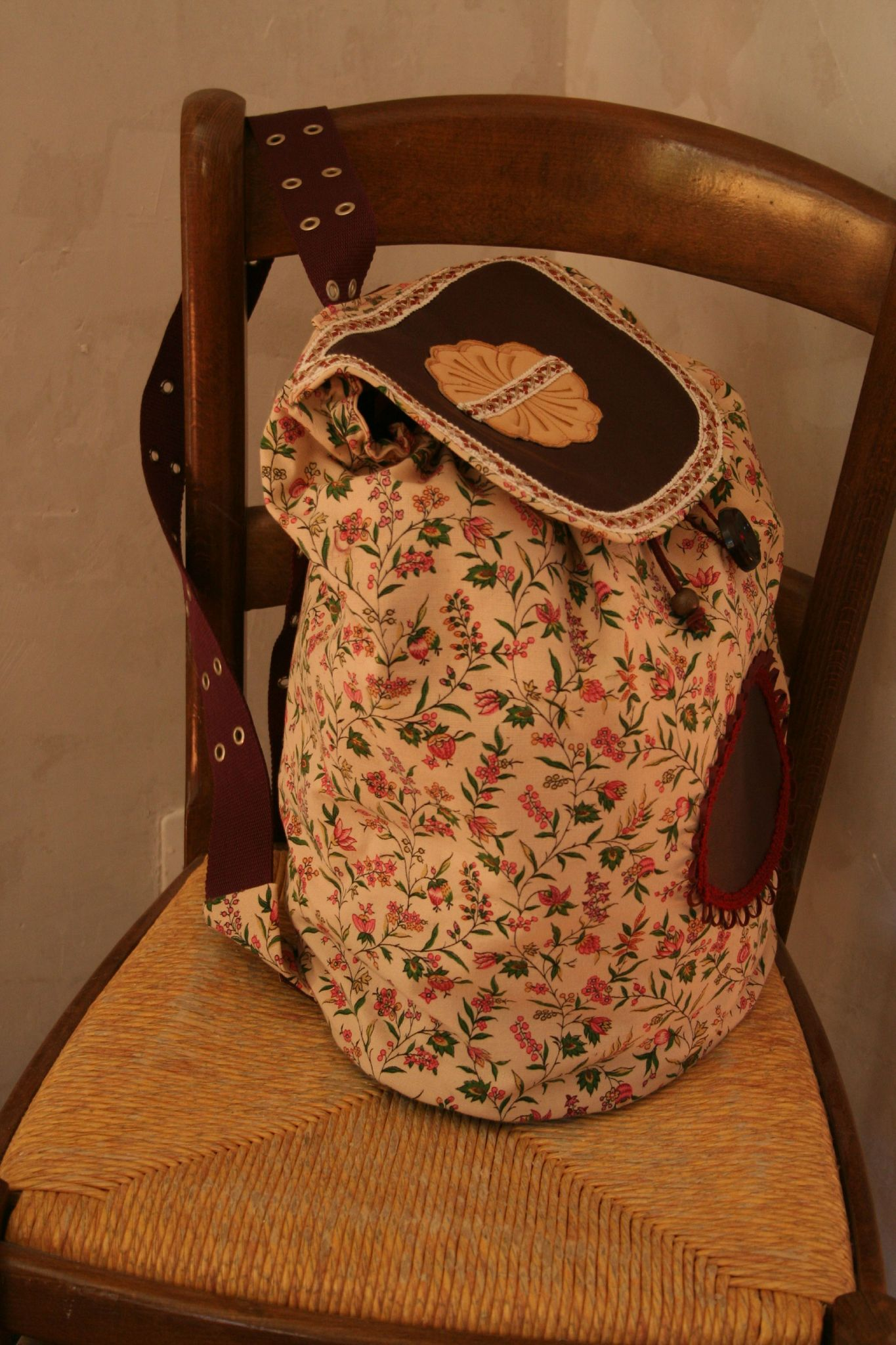 sac à dos rouge2