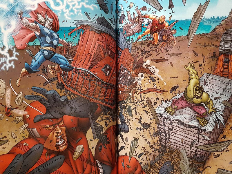 marvel deluxe avengers earth's mightiest heroes 01 a