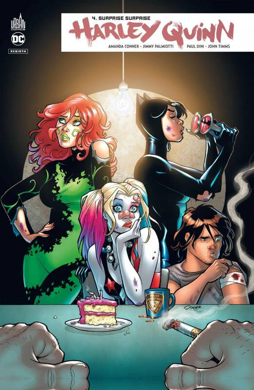 harley quinn rebirth 04 surprise surprise