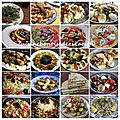 Salades-entrées- spécial aid el kebir