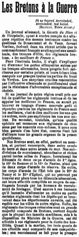 Les bretons dans la guerre1
