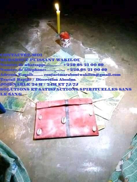 portefeuille magique, comment utiliser le portefeuille magique, les dangers du portefeuille magique, portefeuille magique Benin
