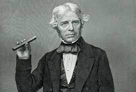 Michael Faraday moteur électrique