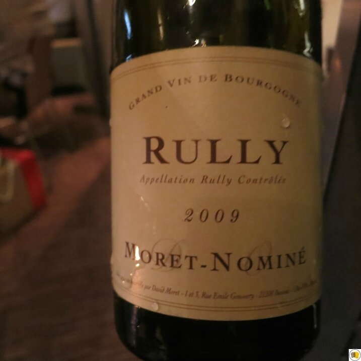 Rully Moret-Nominé 2009