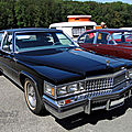 Cadillac fleetwood brougham 4door sedan-1978
