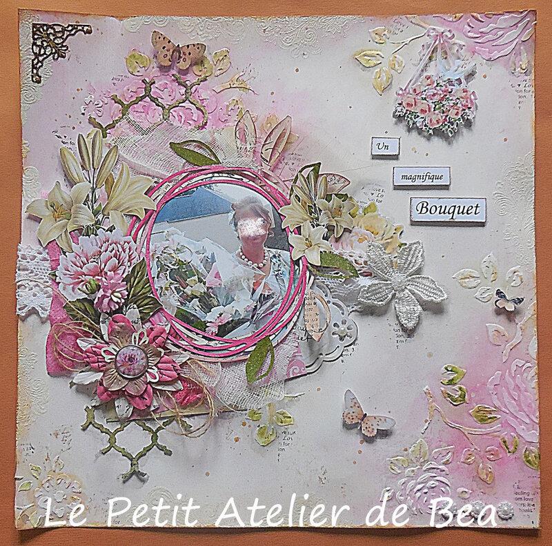 page bouquet Bea 1000