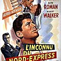 Hitchcock. l'inconnu du nord-express ( strangers on a train).1951.