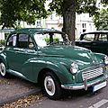 Morris minor 1000 1962