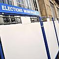 Les listes pour les élections municipales d' alfortville