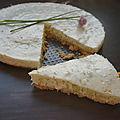 Cheesecake concombre feta