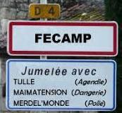 fécamp panneau