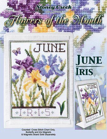 flowers of the month - june