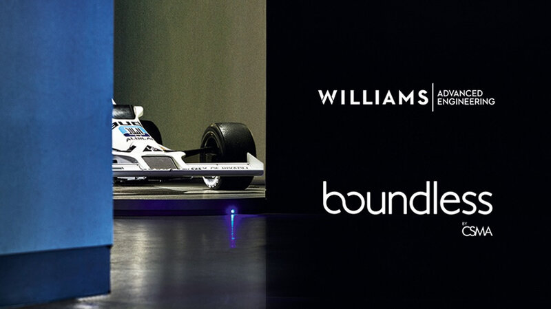 williams boundless day