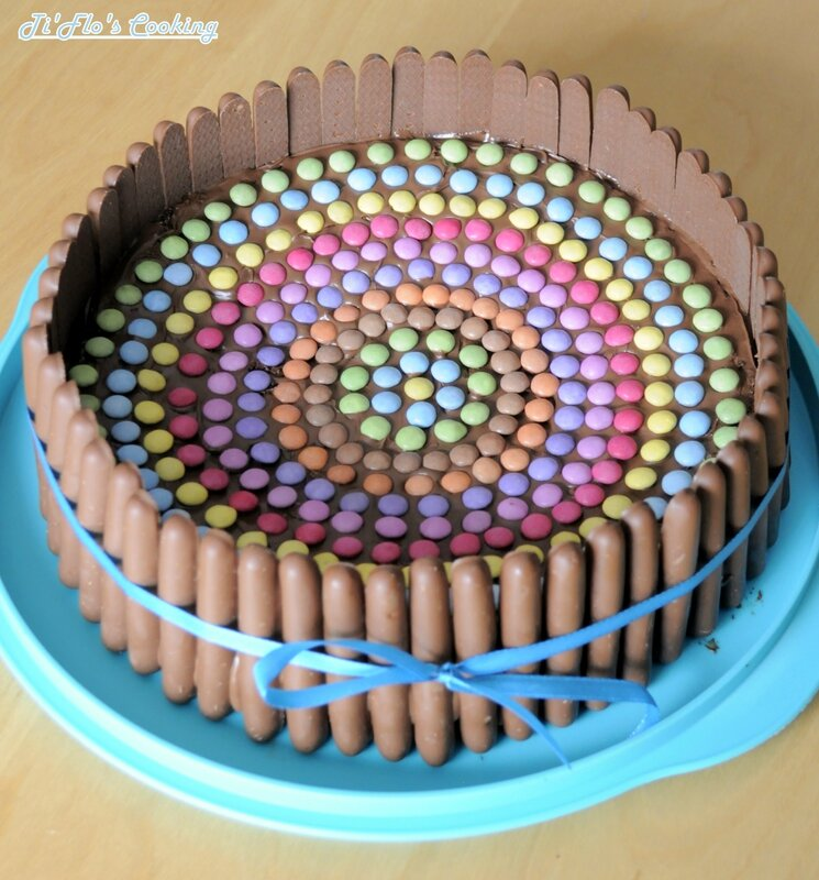 gateau-chocolat-smarties-2