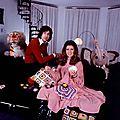 Sheila et ringo dans les années 70