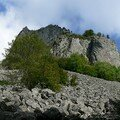 roche Sanadoire côté vallée