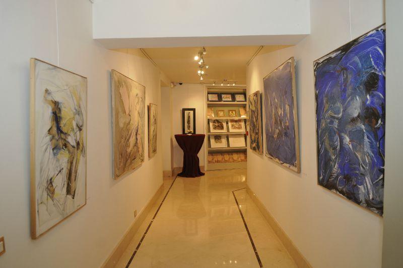 _Exposition ambassade du QATAR à Paris