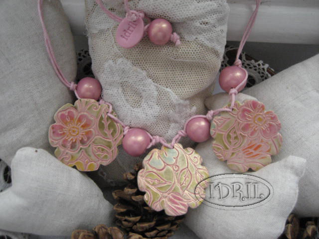 collier rose 2 idril