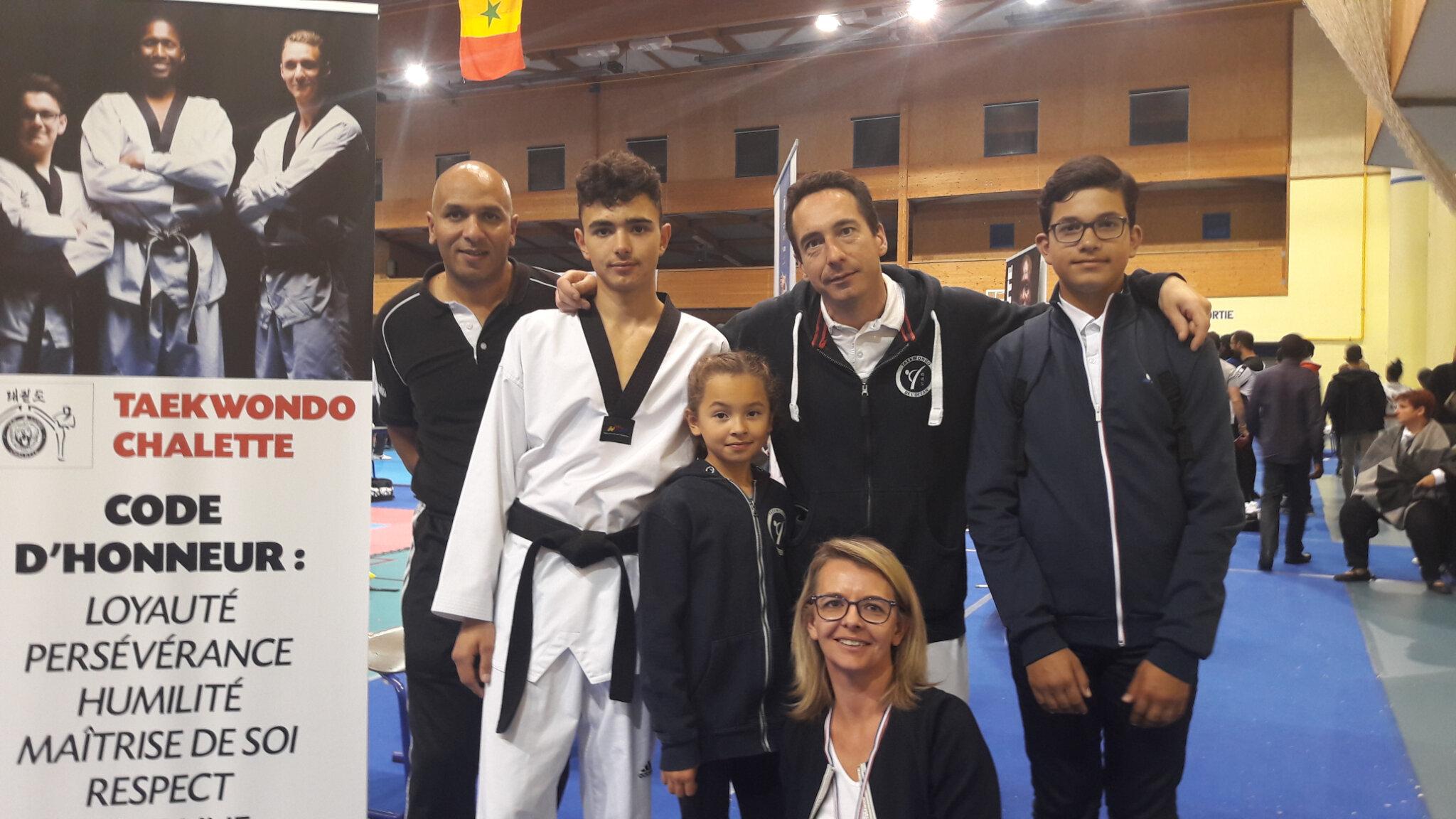 Open de Chalette du 21/10/2018