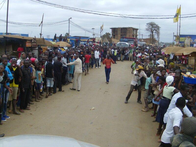 NLONGI'A KONGO NE MAKANDALA NE MUANDA NSEMI AU KONGO CENTRAL