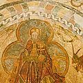 ROMAN_Christ en majesté_Jaleyrac (Cantal, France)