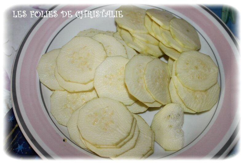 Chips courgettes 1