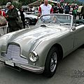 Aston martin db2 drophead coupe 1950-1953