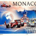 TIMBRE automobile-club-monaco1997
