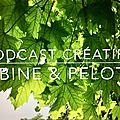 Podcast creatif - ep. 9 - nouvelle forme