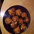 Croquettes pâtes/chili con carne ou comment utiliser les restes