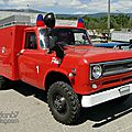 International harvester 1310 eight all-wheel-drive feuerwehr-1971