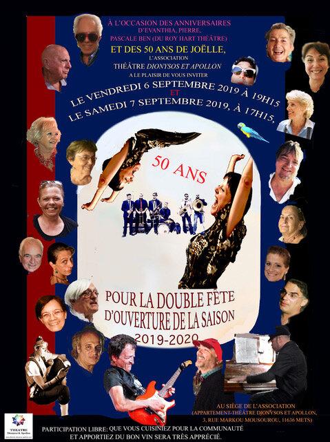 50 ans de joelle, FIN 4