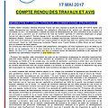 Tract cftc : information et consultation sur les orientations strategiques