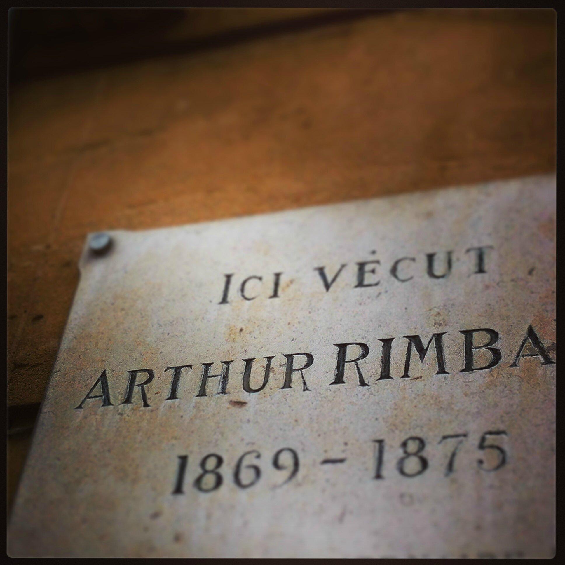 Charleville maison Rimbaud