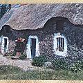 1 Morbihan - chaumière