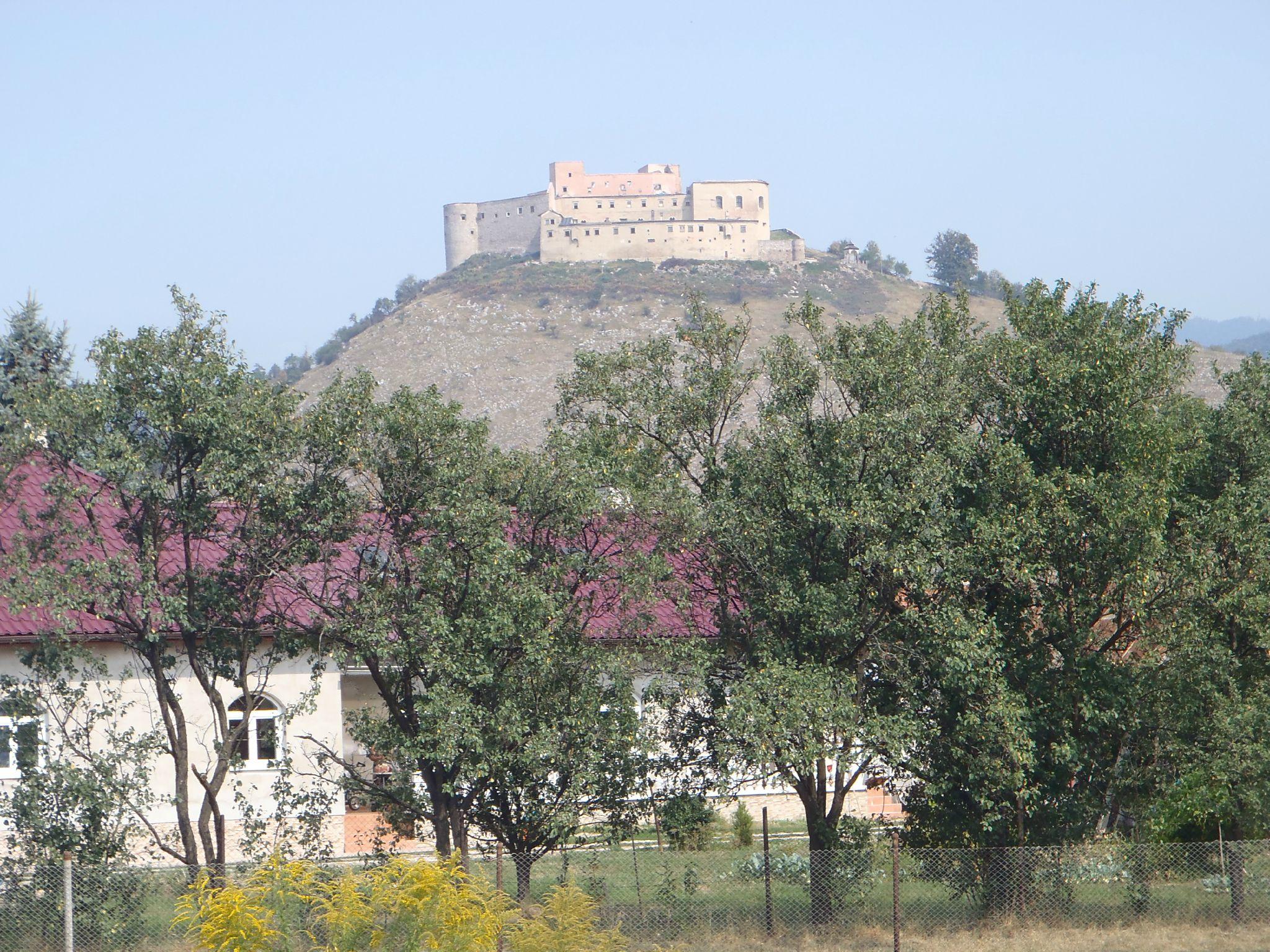 slovaquie - fortifications au hasard de l'iti