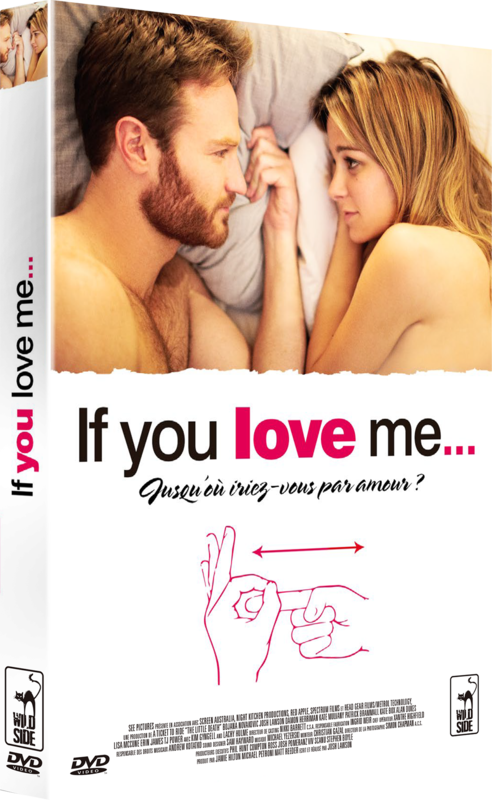 3D DVD IF YOU LOVE ME3