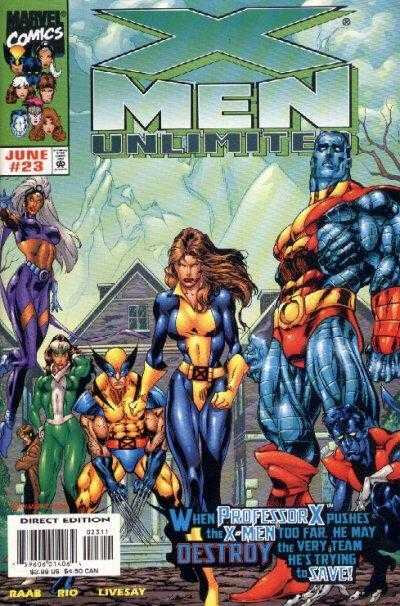 x-men unlimited 1993 23