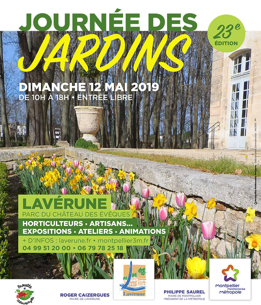 Retrouvez Les Jardins De Tara relais des éditions Terre Vivante pour la 23ème Journée et des Jardins à LAVERUNE(34)