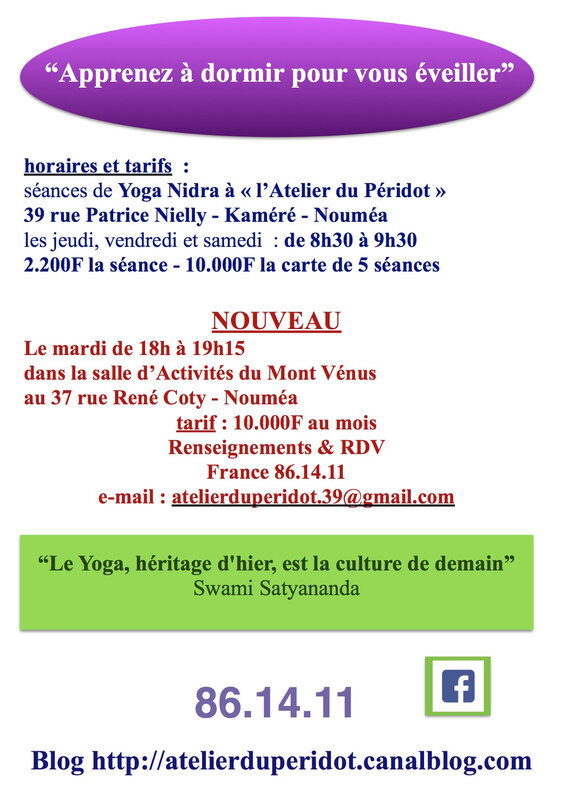 Flyer Yoga Nidra verso - copie