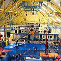 Quartier drouot - les vacances de février au cirque...