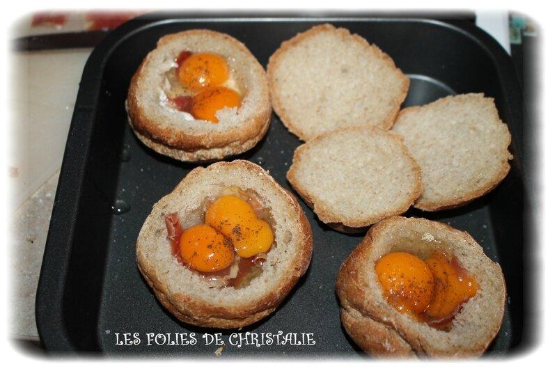Petits pains cocotte 5