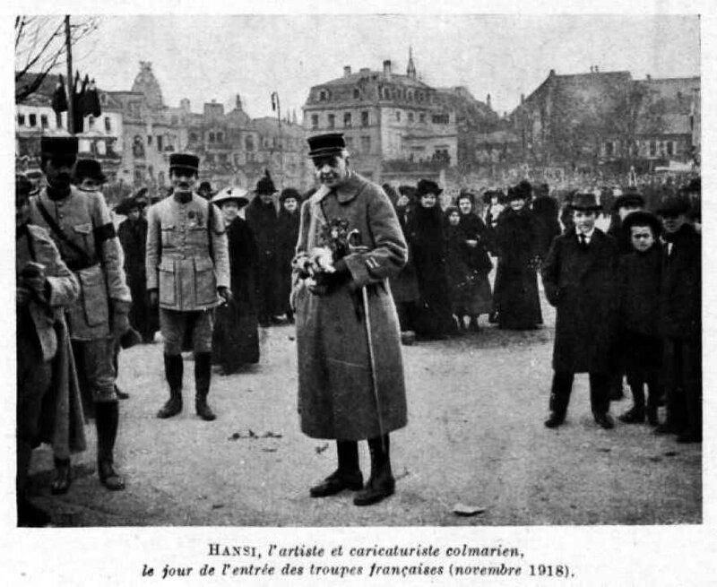 Hansi 1918