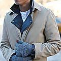 Les trois accessoires indispensables pour homme en hiver