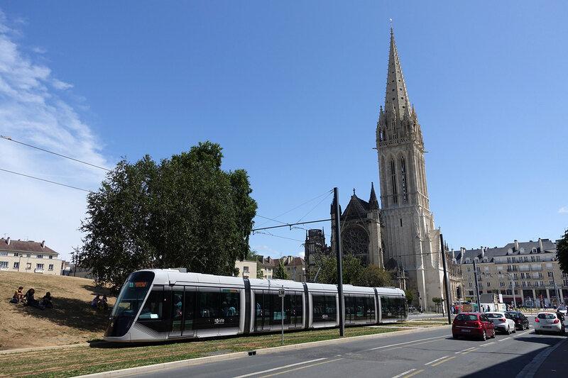 Tram Caen inauguration (18)