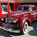 Graham hollywood supercharged 1940-1941