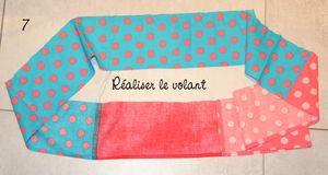 pillow dress étape7b