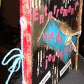 Mini album carton ondulé