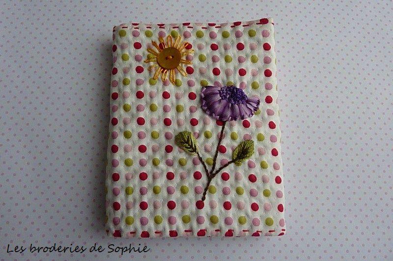pochette double fleur et papillon (2)